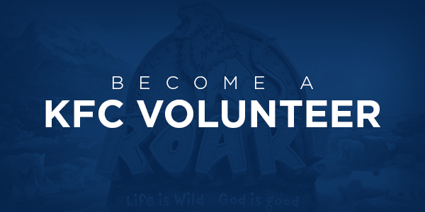 Become a KFC Volunteer